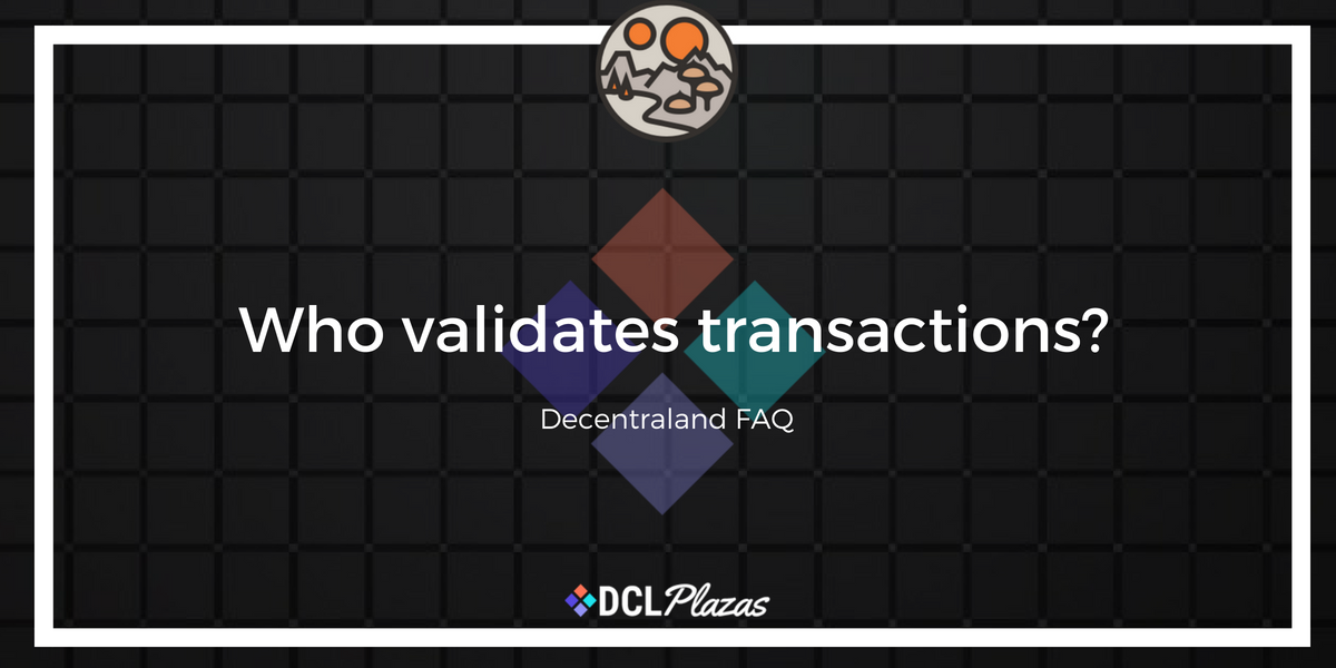 transaction validation