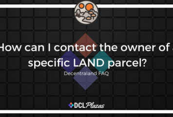 contact land owner