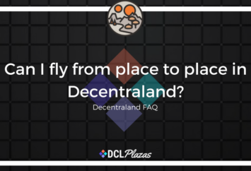 fly in decentraland