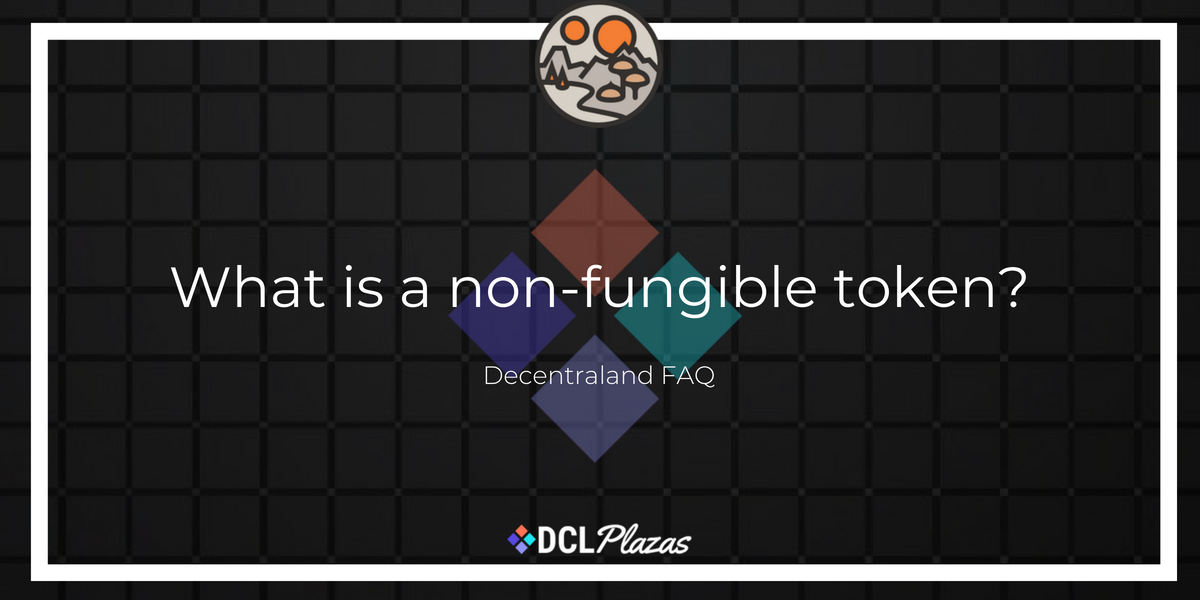 what is a non-fungible token 2