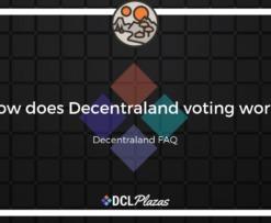 decentraland voting