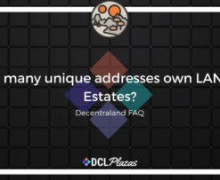 decentraland land owners