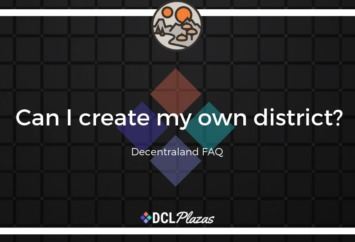 decentraland create district