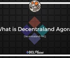 decentraland agora