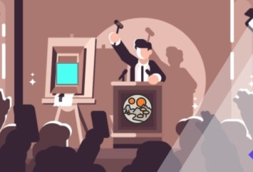 decentraland auction