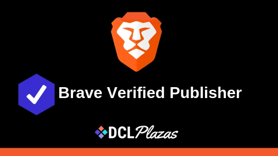 Brave Verified Publisher