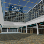 vrs shopping district in decentraland