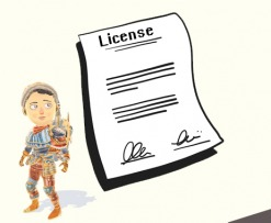 wearables-license