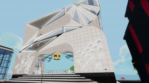 rarible-decentraland-gallery
